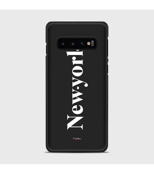 NEW YORK (D141) Cover Samsung Galaxy S20 - Pigtou