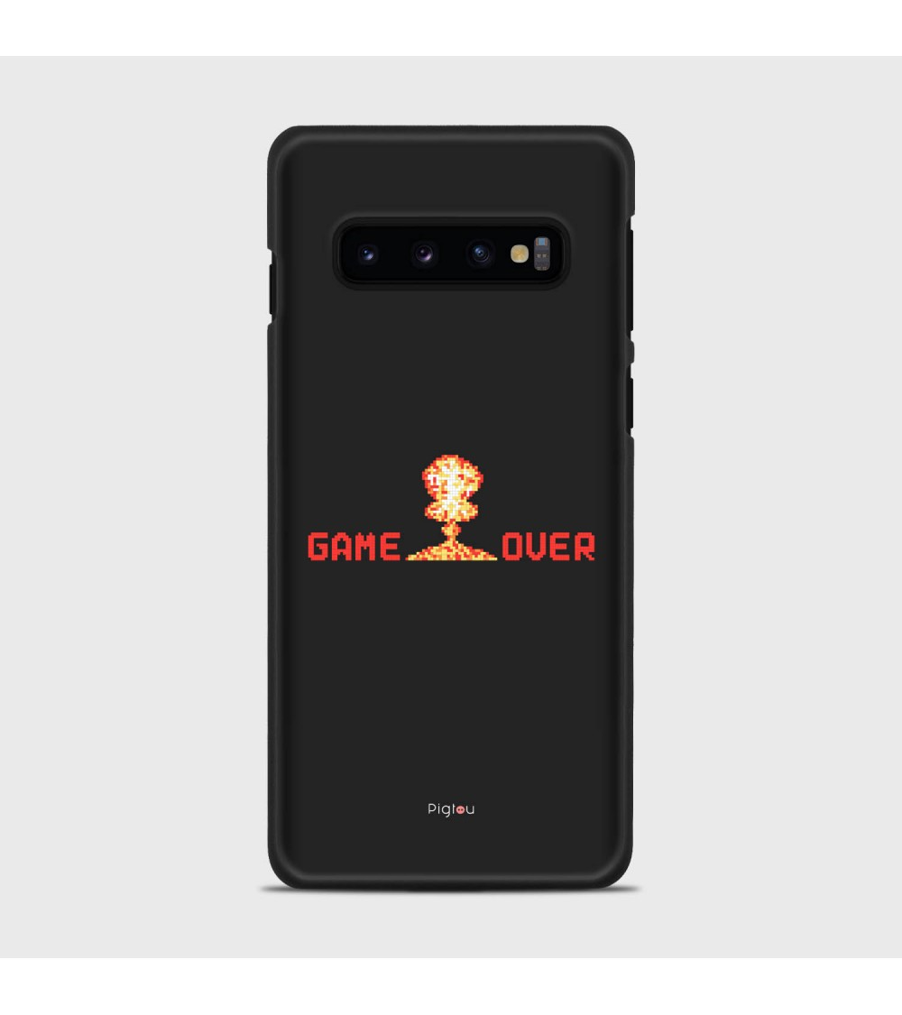 GAMEOVER (D105) Cover Samsung Galaxy S20 Ultra - Pigtou