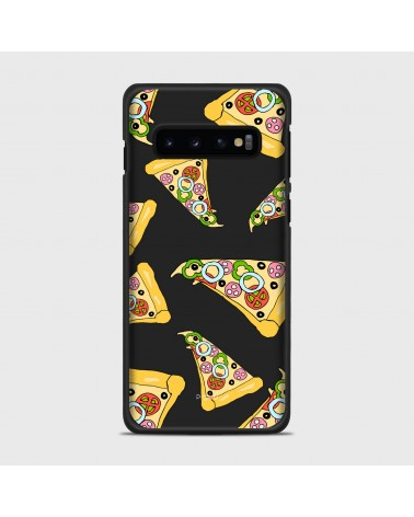 PIZZA (D102) Cover Samsung Galaxy S10 - Pigtou