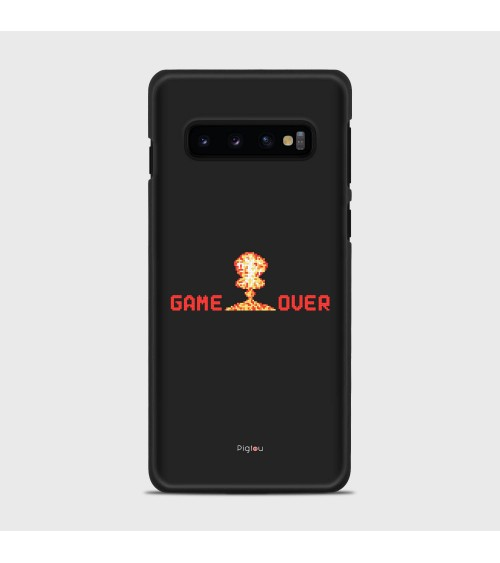 GAMEOVER (D105) Cover Samsung Galaxy S10 - Pigtou
