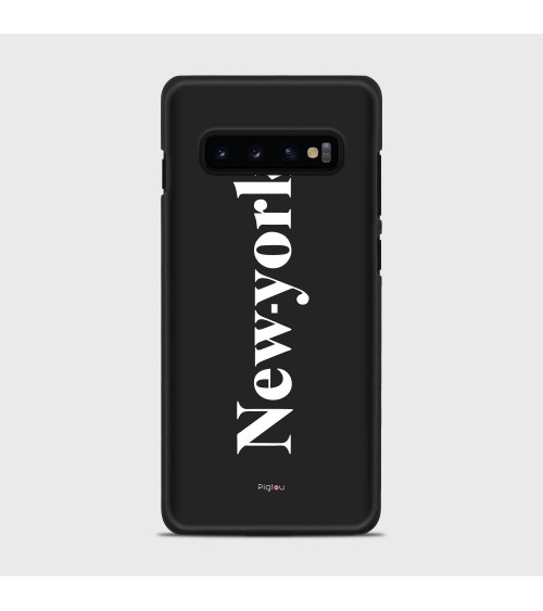 NEW YORK (D141) Cover Samsung Galaxy S10 Plus - Pigtou