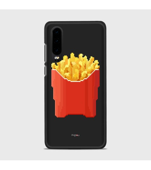 PATATINE FRITTE (D129) Cover Huawei P40 Lite - Pigtou