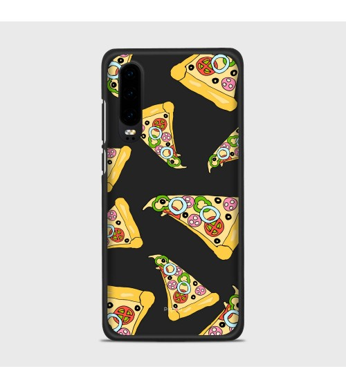 PIZZA (D102) Cover Huawei P40 Lite - Pigtou