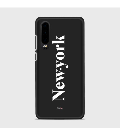 NEW YORK (D141) Cover Huawei P40 Lite - Pigtou