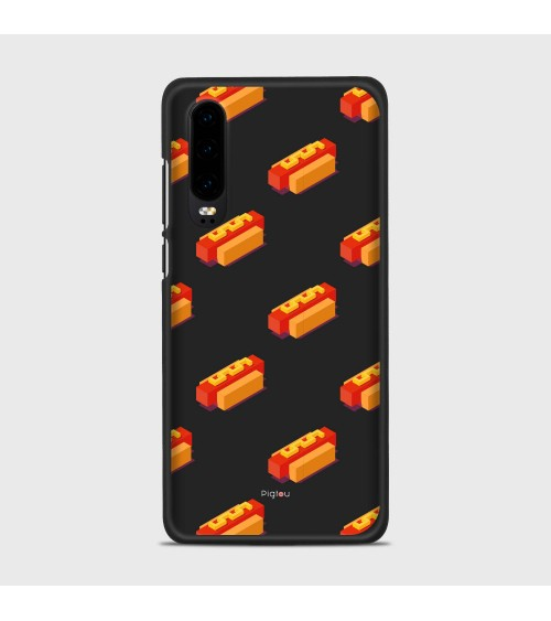 HOT DOG (D117) Cover Huawei P40 Lite - Pigtou