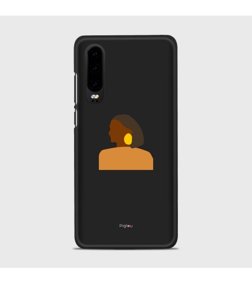 AFRICA (D167) Cover Huawei P40 Pro - Pigtou