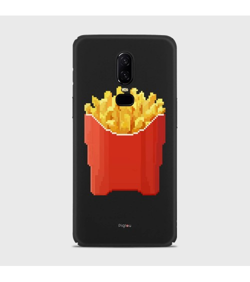 PATATINE FRITTE (D129) Cover OnePlus 8 Pro - Pigtou
