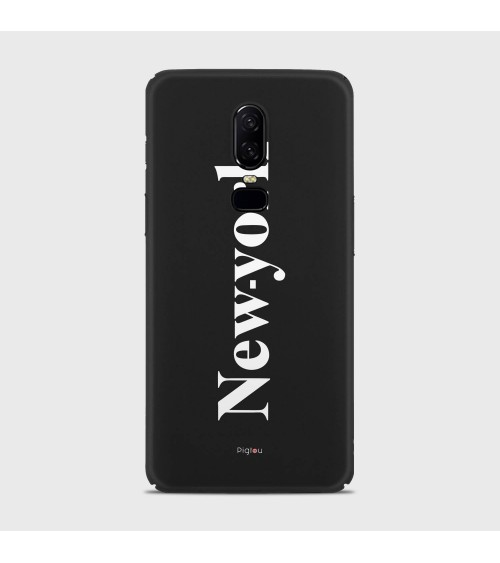 NEW YORK (D141) Cover OnePlus 8 Pro - Pigtou