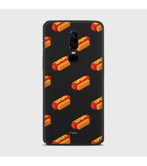 HOT DOG (D117) Cover OnePlus 8 Pro - Pigtou
