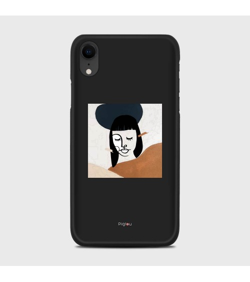 DIPINTO VISO (D166) Cover iPhone 12 Pro - Pigtou