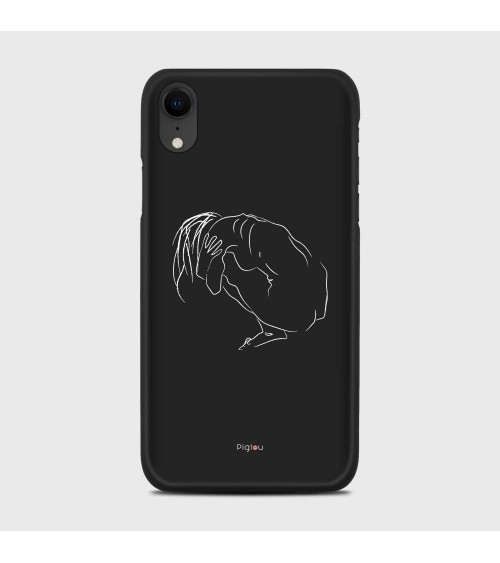 SOLITUDINE TRATTO FINE (D162) Cover iPhone 12 Pro Max - Pigtou