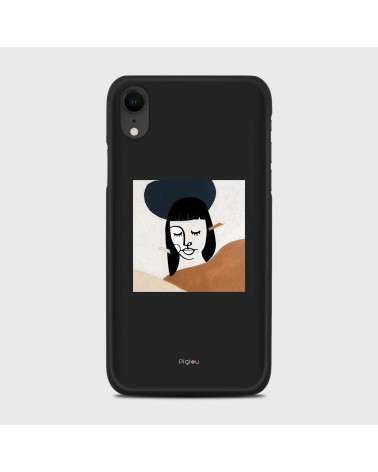DIPINTO VISO (D166) Cover iPhone 11 - Pigtou