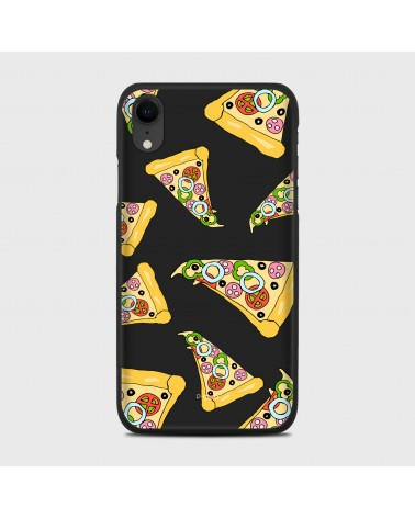 PIZZA (D102) Cover iPhone 11 - Pigtou