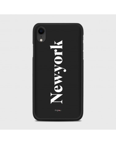 NEW YORK (D141) Cover iPhone 11 - Pigtou