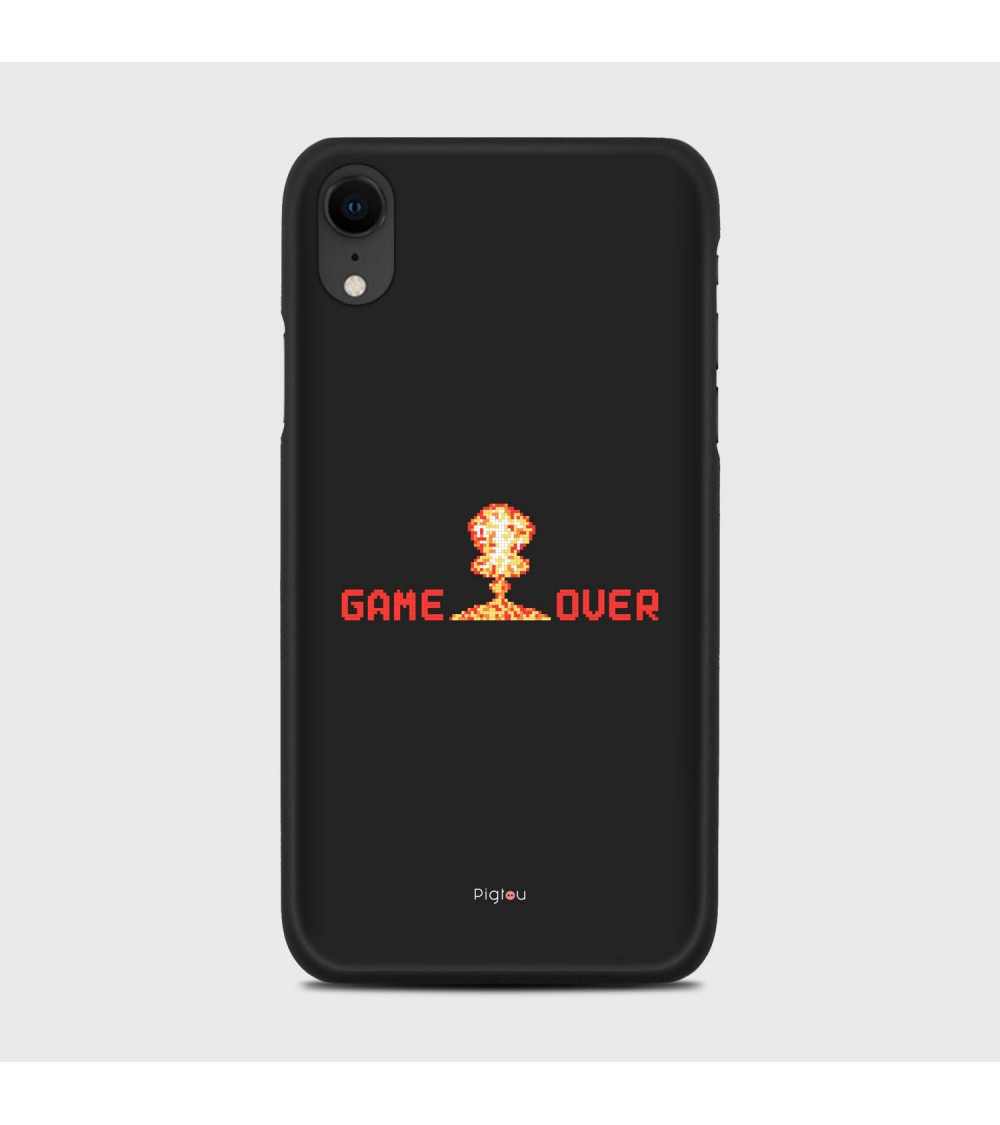 GAMEOVER (D105) Cover iPhone 11 - Pigtou