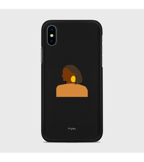 AFRICA (D167) Cover iPhone Xs - Pigtou