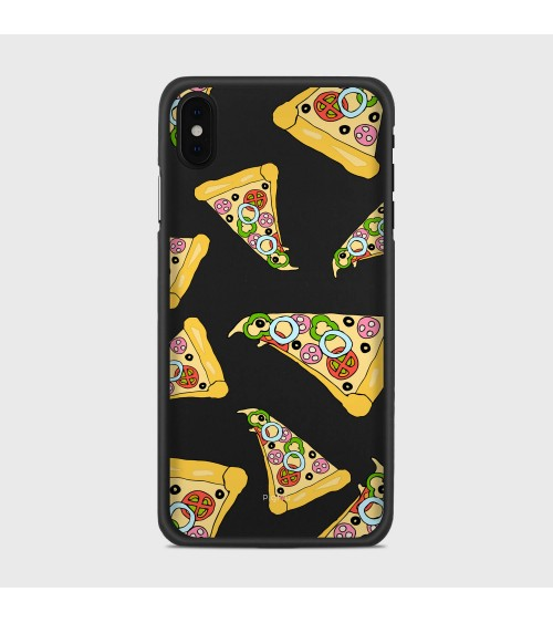 PIZZA (D102) Cover iPhone Xs Max - Pigtou