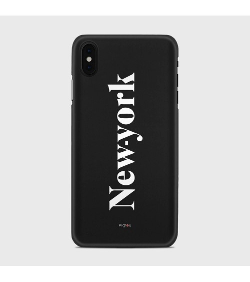 NEW YORK (D141) Cover iPhone Xs Max - Pigtou