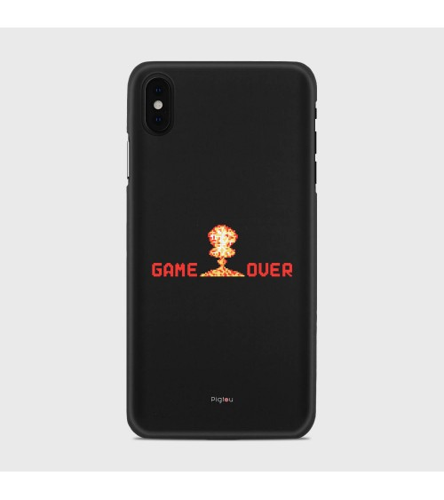 GAMEOVER (D105) Cover iPhone Xs Max - Pigtou