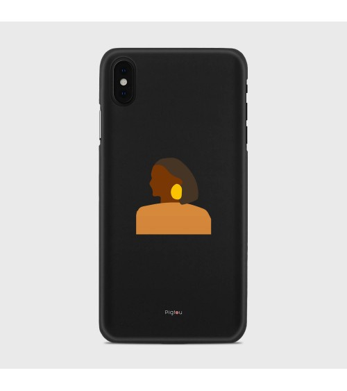 AFRICA (D167) Cover iPhone Xs Max - Pigtou