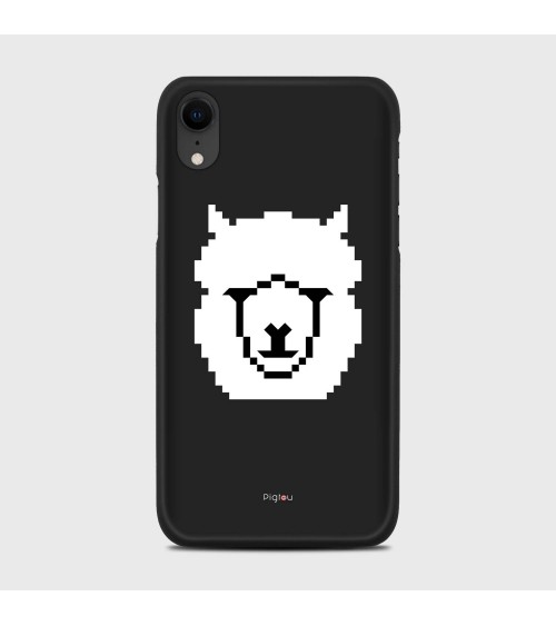 ALPACA BIANCO (D107) Cover iPhone Xr - Pigtou