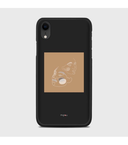 VISI DI BAMBINI (D169) Cover iPhone Xr - Pigtou