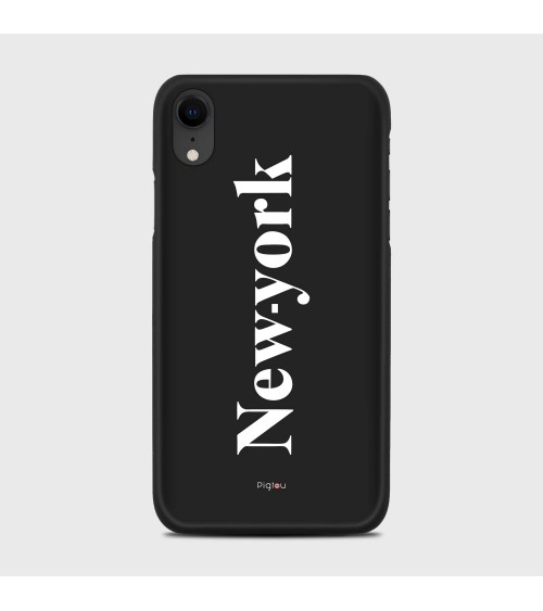 NEW YORK (D141) Cover iPhone Xr - Pigtou