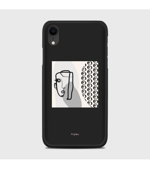 QUADRO ASTRATTO (D161) Cover iPhone Xr - Pigtou