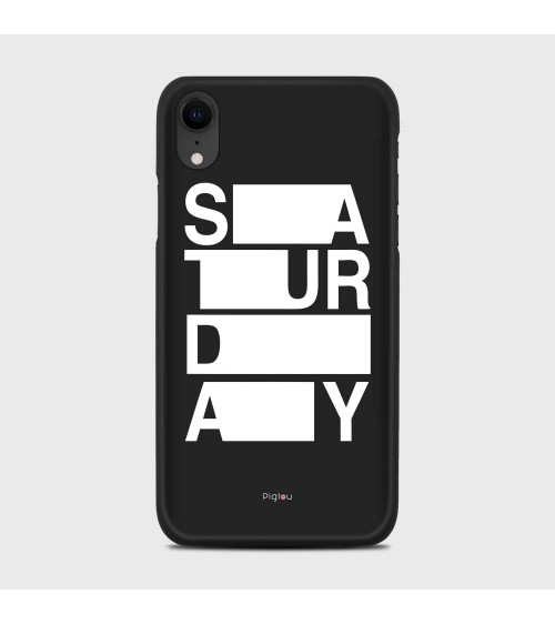 SABATO (D128) Cover iPhone Xr - Pigtou