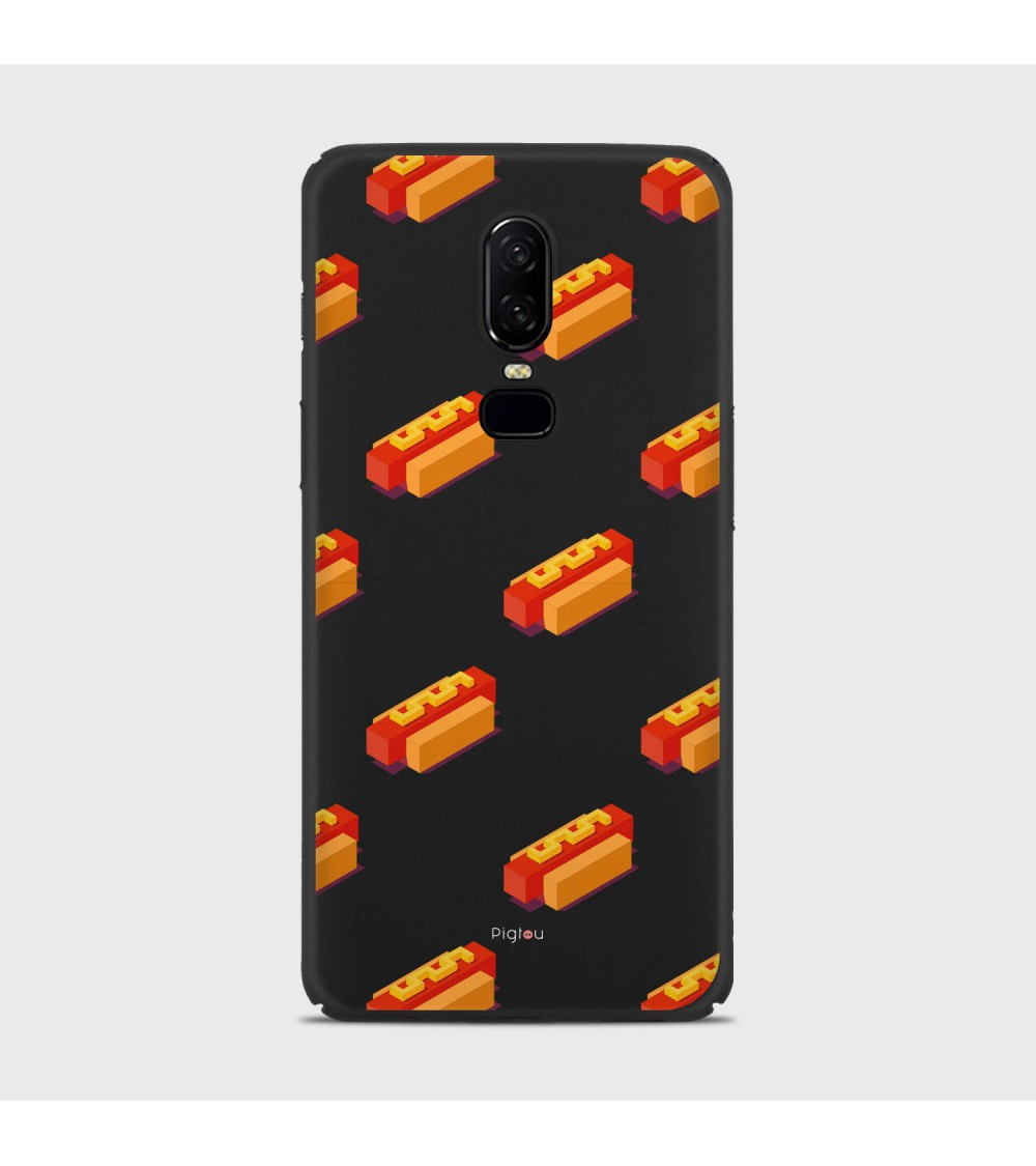 HOT DOG (D117) Cover OnePlus 8T
