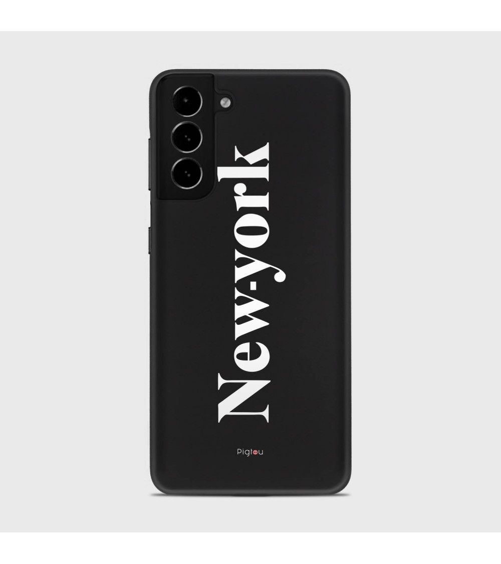 NEW YORK (D141) Cover Samsung Galaxy S21