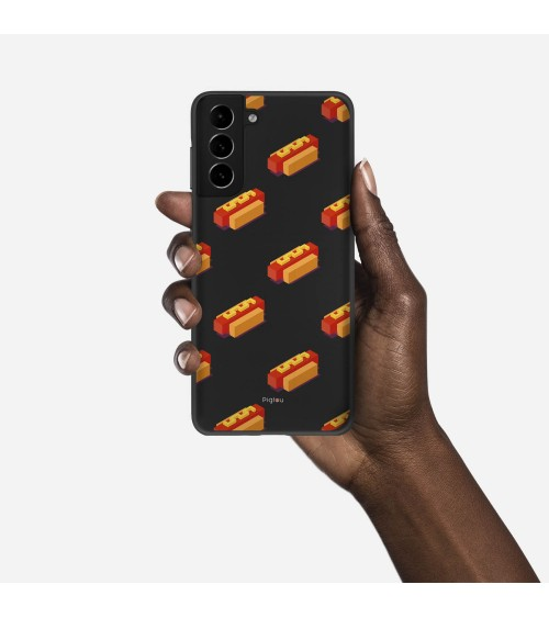 HOT DOG (D117) Cover Samsung Galaxy S21