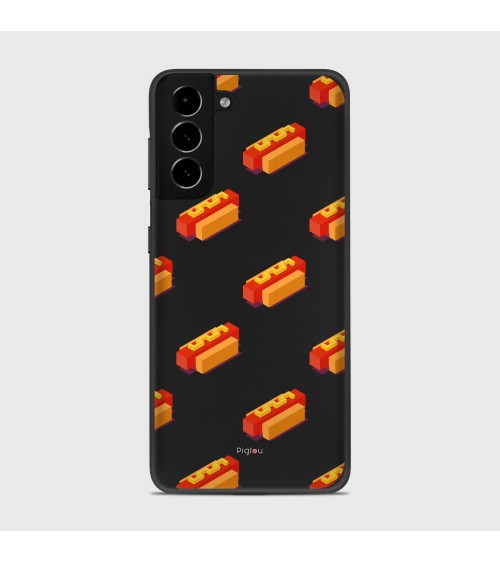 HOT DOG (D117) Cover Samsung Galaxy S21 Plus