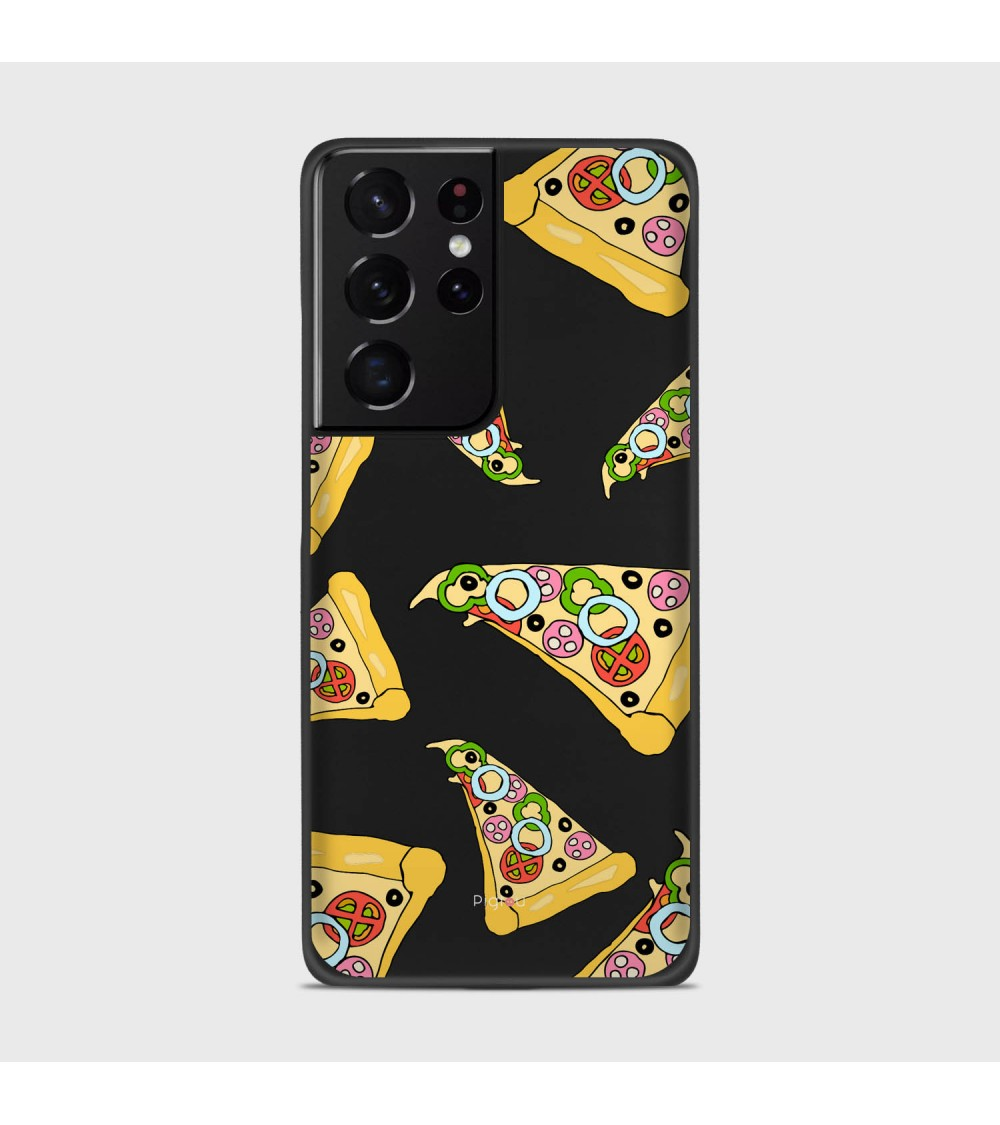 PIZZA (D102) Cover Samsung Galaxy S21 Ultra