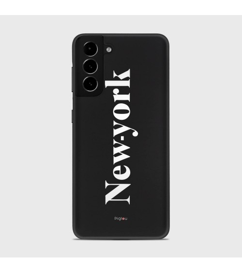 NEW YORK (D141) Cover Samsung Galaxy A70
