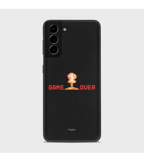 GAMEOVER (D105) Cover Samsung Galaxy A70