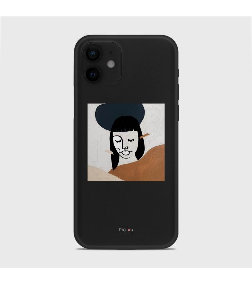 DIPINTO VISO (D166) Cover iPhone 13 Mini