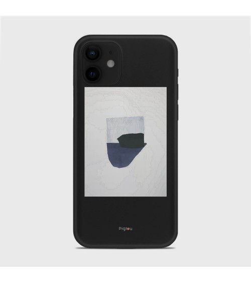 FANTASIA NAVY (D173) Cover iPhone 13 Pro Max